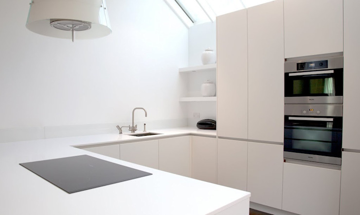 Historic House, Notting Hill, London Cozinhas clássicas por 4D Studio Architects and Interior Designers Clássico