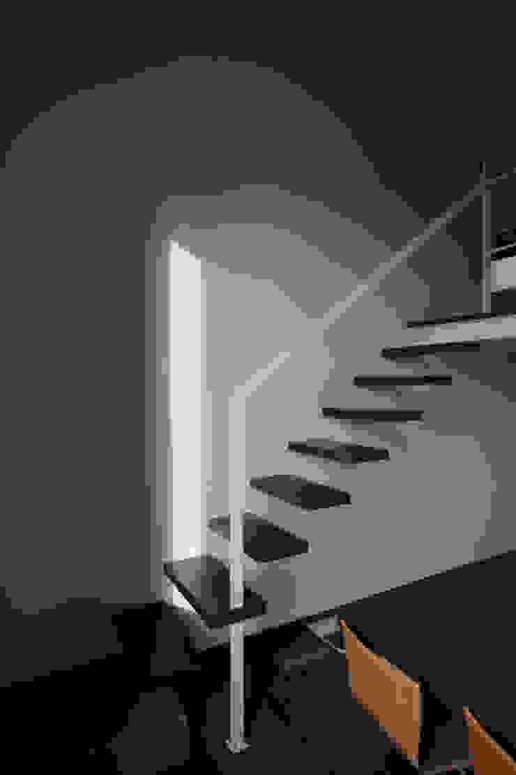 Casa MB_scala Ingresso, Corridoio & Scale in stile moderno di laboratorio di architettura - gianfranco mangiarotti Moderno