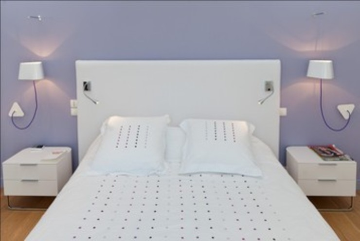 침실 by Interieurs Autrement