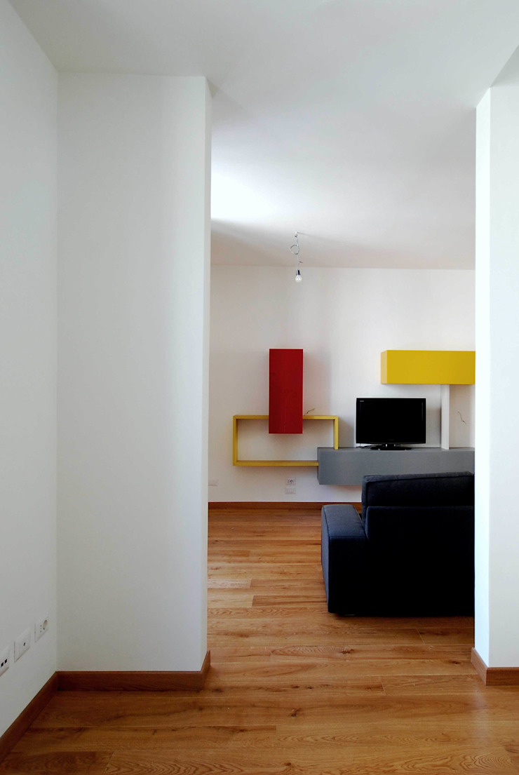 modern  by Arch. Alessandro Interlando, Modern