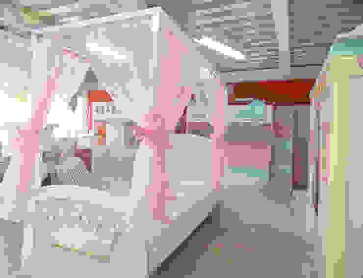 Divina cama para princesas con dosel de camas y literas infantiles kids world Clásico