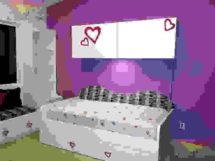 Schlafzimmer von camas y literas infantiles kids world,