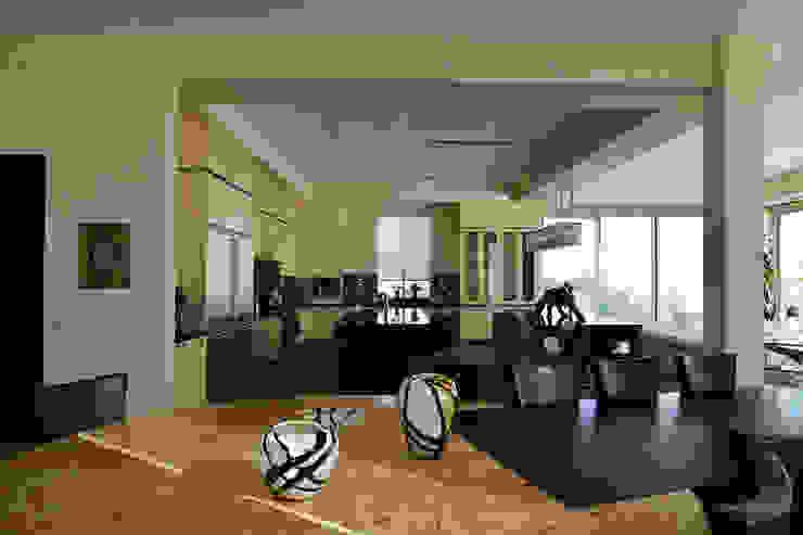 Nightingale Decor, Hollywood Hills CA. 2014 Comedores modernos de Erika Winters® Design Moderno