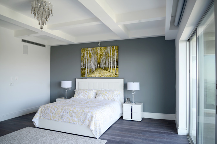 غرفة نوم تنفيذ Erika Winters® Design,