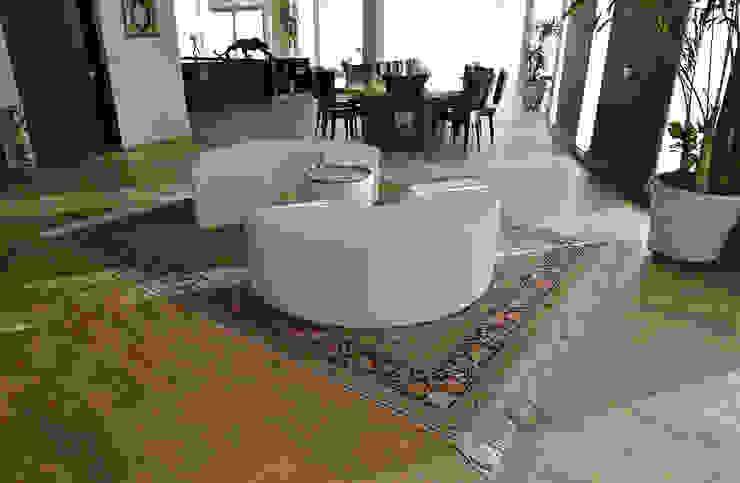 غرفة السفرة تنفيذ Erika Winters® Design,