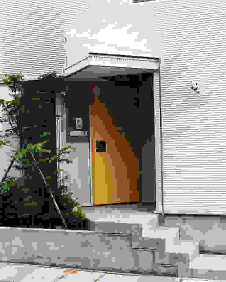 ダイゴナルの家 モダンな 家 の T設計室一級建築士事務所/tsekkei モダン