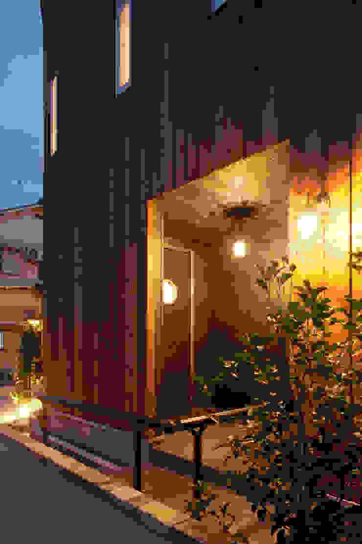見せたがらない家 オリジナルな 家 の 有限会社タクト設計事務所 オリジナル
