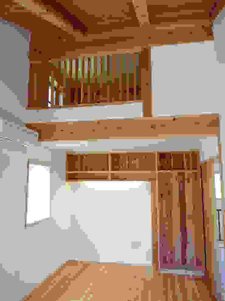 ロフトの風通り オリジナルデザインの 子供部屋 の T設計室一級建築士事務所/tsekkei オリジナル