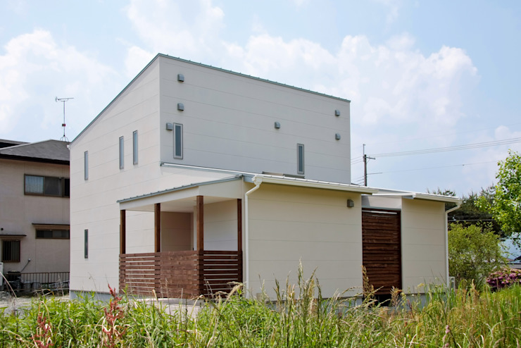 Modern home by Grand Ciel Design Office Modern