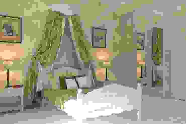Кубанский прованс Студия Маликова Спальня в классическом стиле