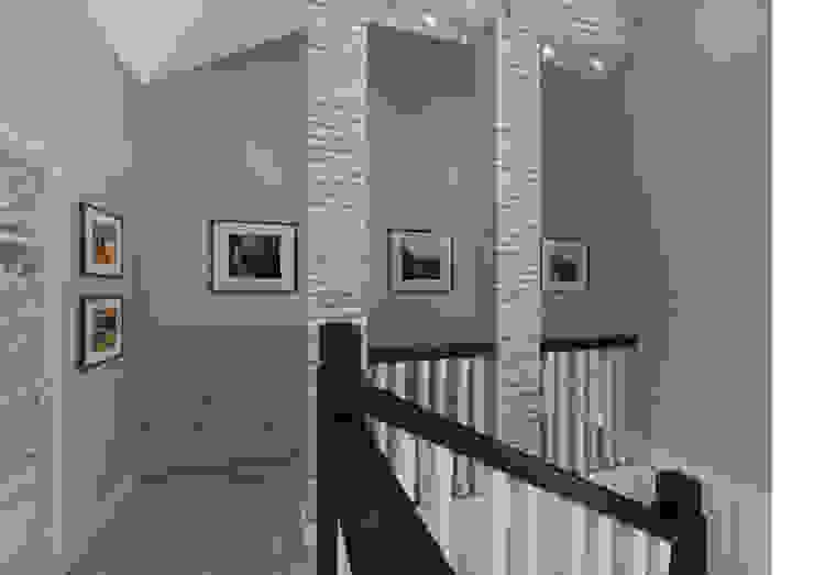 Кубанский прованс Студия Маликова Коридор, прихожая и лестница в стиле кантри