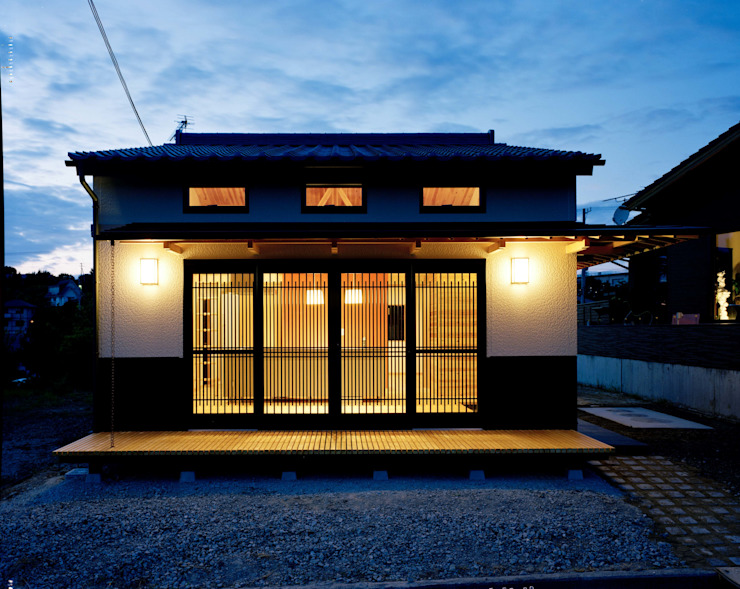 株式会社 遊墨設計 Eclectic style houses