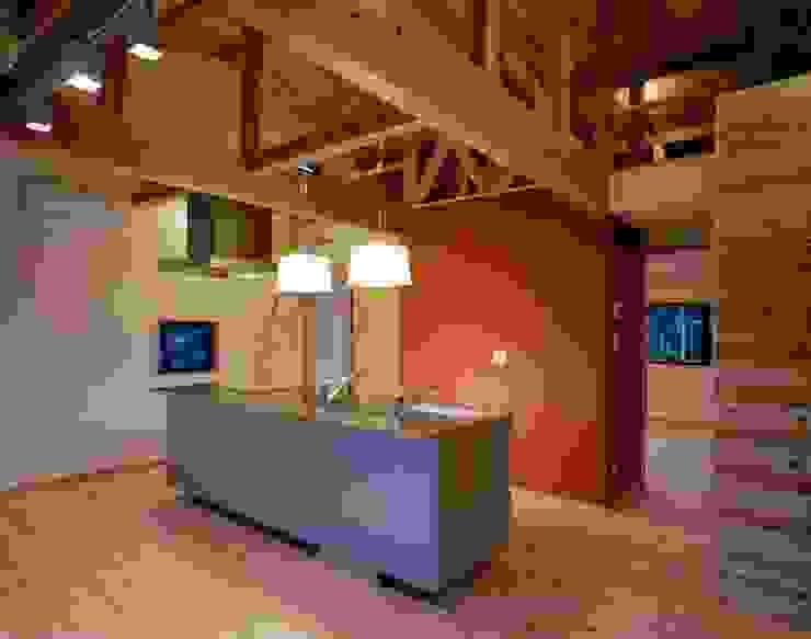 株式会社 遊墨設計 ห้องครัว
