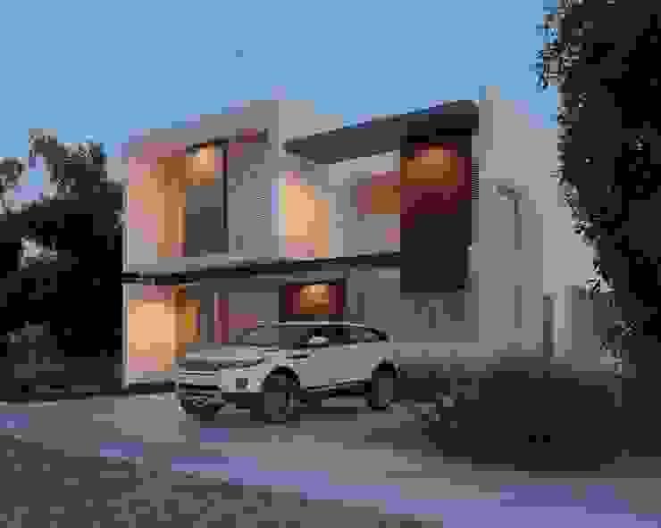 DISEÑO ESTETICO Casas modernas de SYD CONSTRUCTORES Moderno