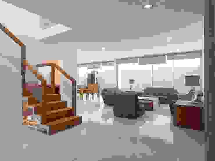 PRACTICIDAD Y LUZ Casas modernas de SYD CONSTRUCTORES Moderno
