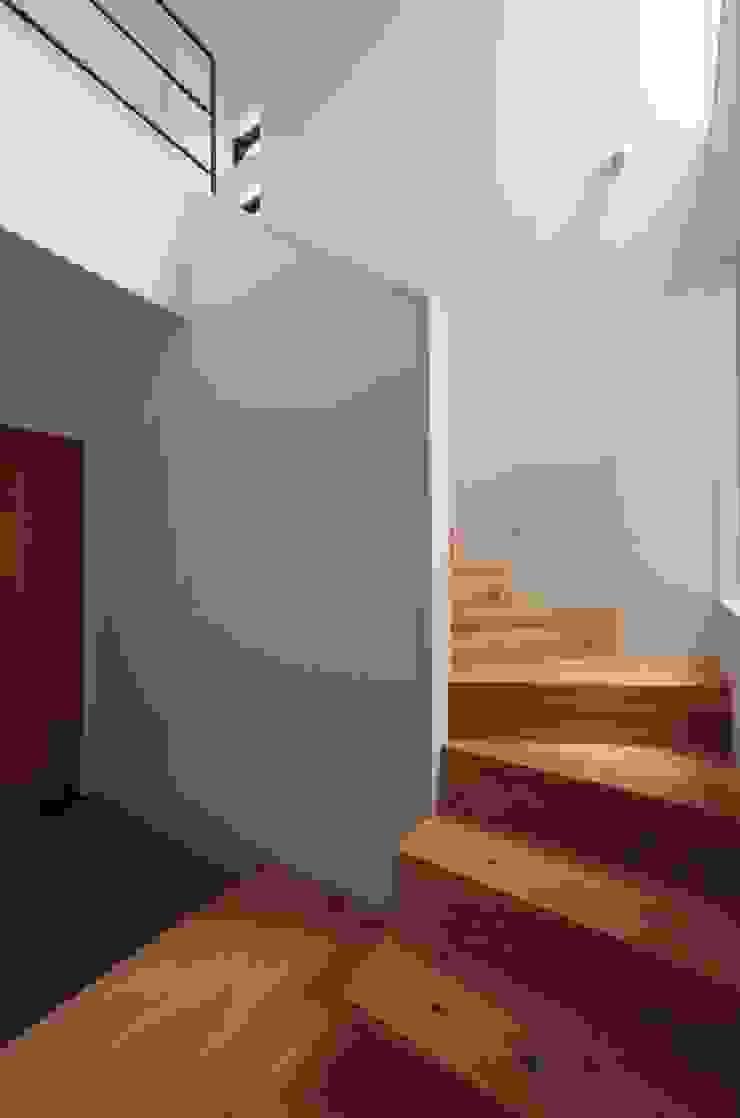 , オリジナルスタイルの 玄関&廊下&階段 の 一級建築士事務所jam-jam オリジナル