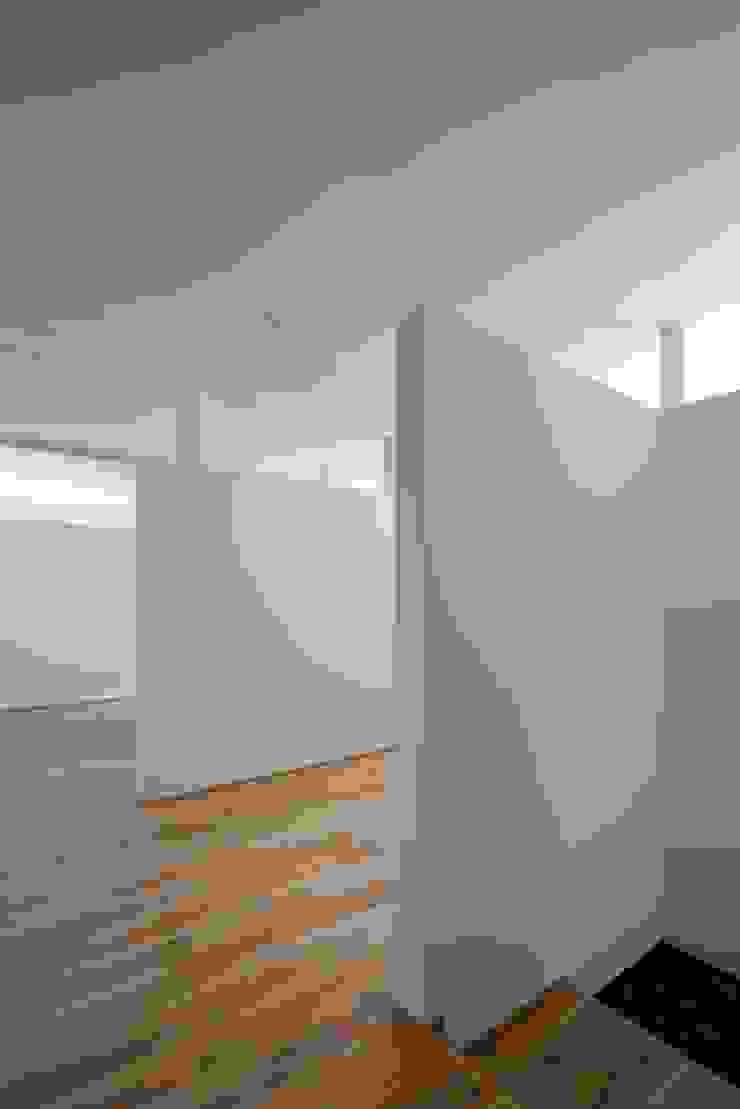 バックヤード: 株式会社 藤本高志建築設計事務所が手掛けた現代のです。,モダン