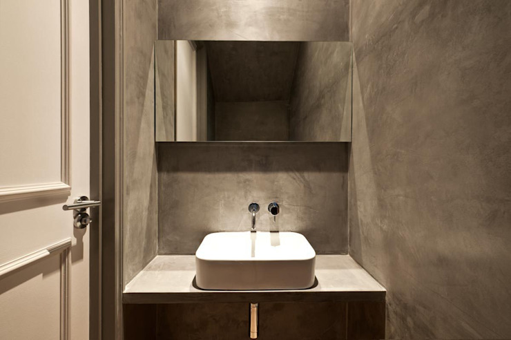 Clanricarde Gardens Modern bathroom by Ardesia Design Modern