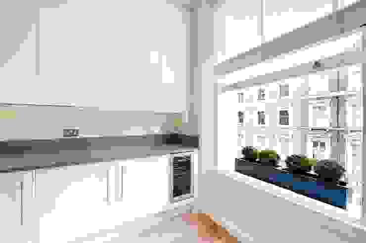 Clanricarde Gardens Ardesia Design Modern kitchen