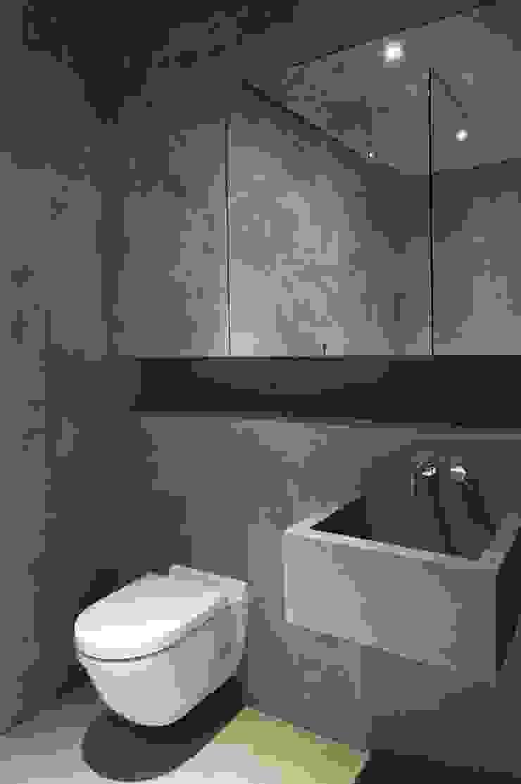 Clanricarde Gardens Ardesia Design Modern bathroom