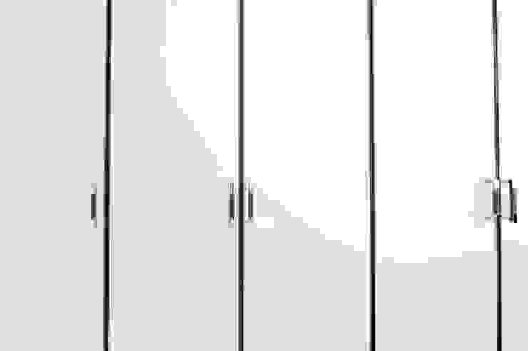Redcliffe Gardens Ardesia Design BedroomWardrobes & closets