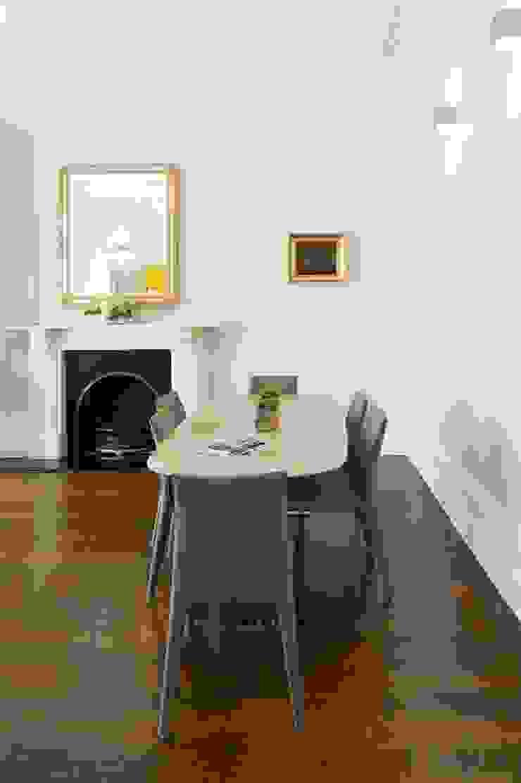 Redcliffe Gardens Ardesia Design Dining room