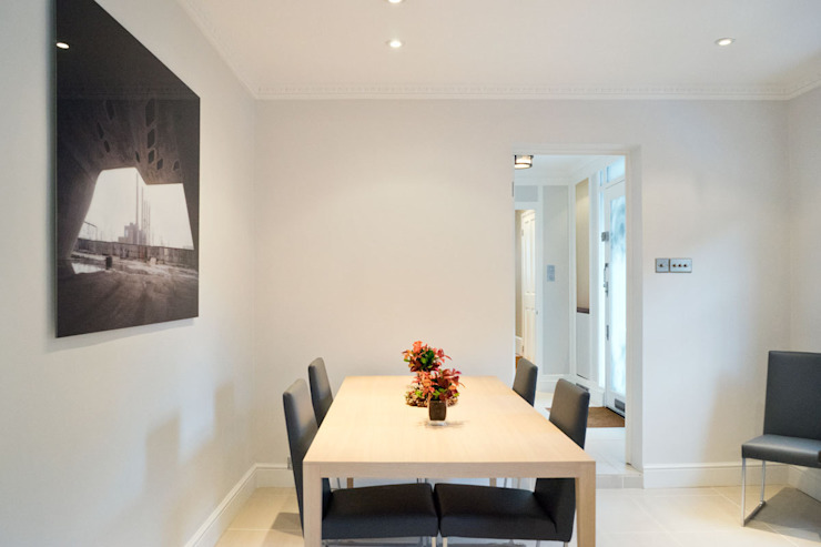 Shawfield Street Ardesia Design Dining room