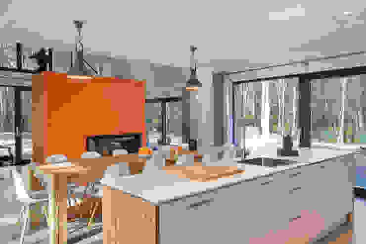 Кухня в стиле модерн от blackStones Модерн