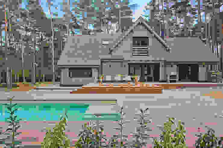 Modern houses by blackStones Modern