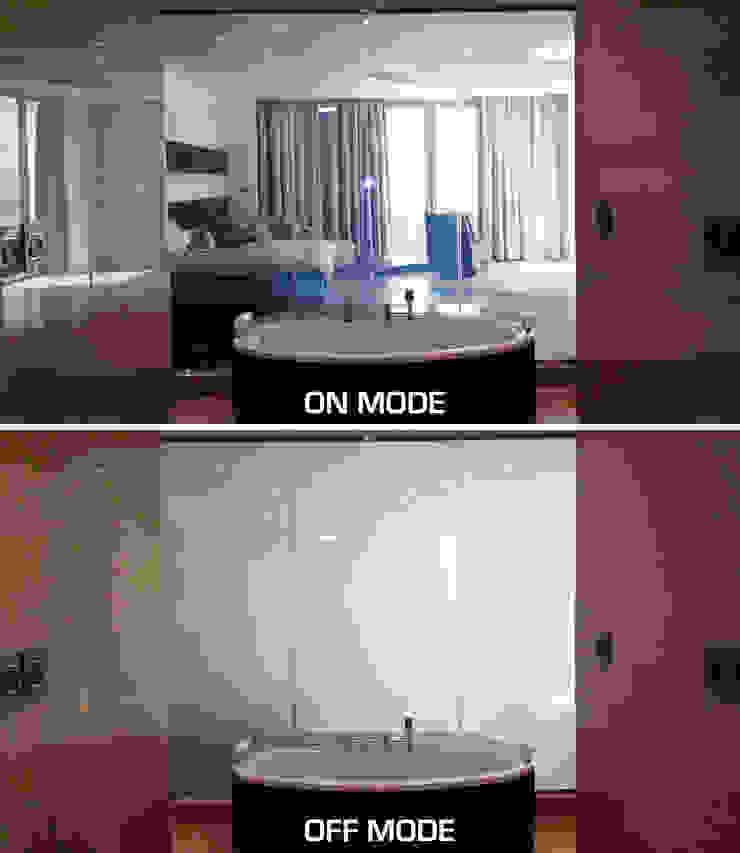 Vidrios de privacidad ห้องน้ำ