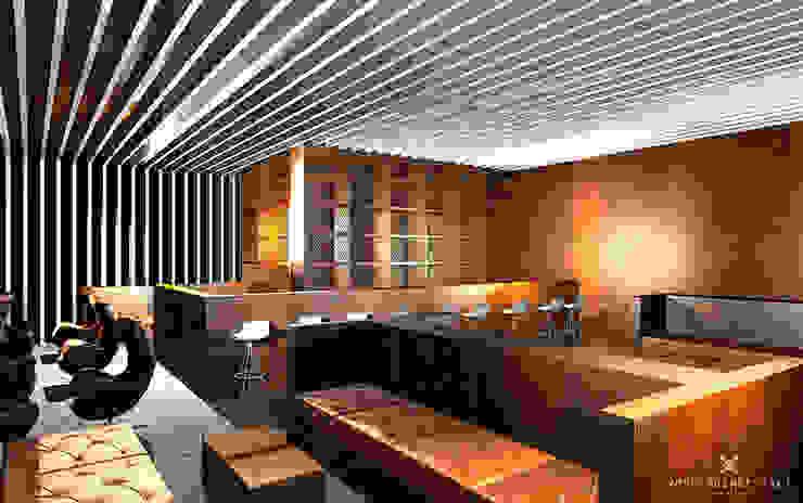 Büro VonSchöngestalt Modern gastronomy