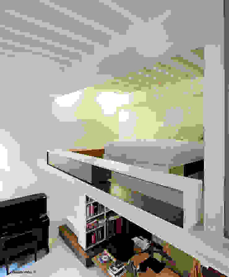 Appartamento in centro a Firenze Camera da letto minimalista di beatrice pierallini Minimalista