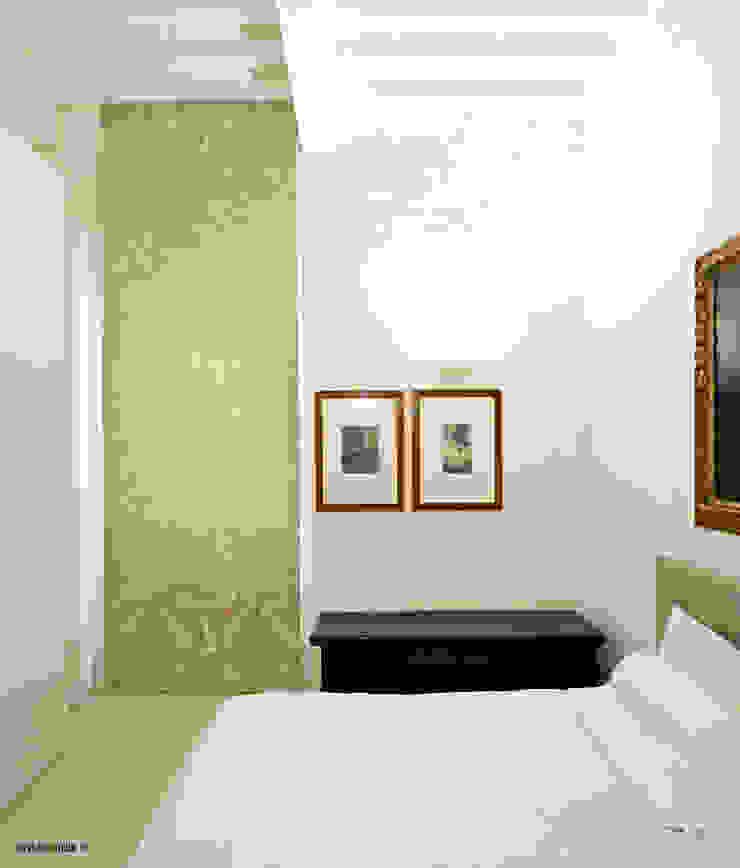 Appartamento in centro a Firenze Camera da letto coloniale di beatrice pierallini Coloniale