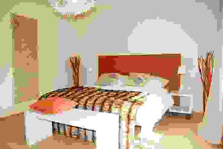 Schlafzimmer NACHHER Moderne Schlafzimmer von HomeStagingDE Modern