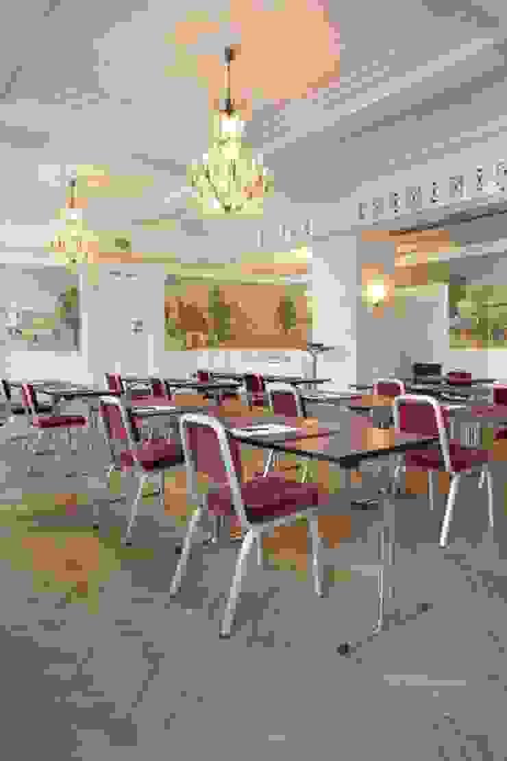 Elite Savoy Hotel, Sweden. Bona Paredes y suelosColores y acabados