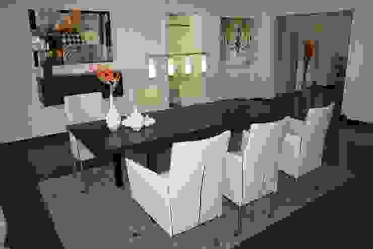 Esszimmer NACHHER Moderne Esszimmer von HomeStagingDE Modern