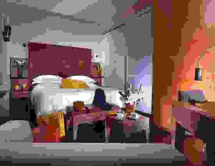 laboratorio di architettura - gianfranco mangiarotti의  호텔, 에클레틱 (Eclectic)