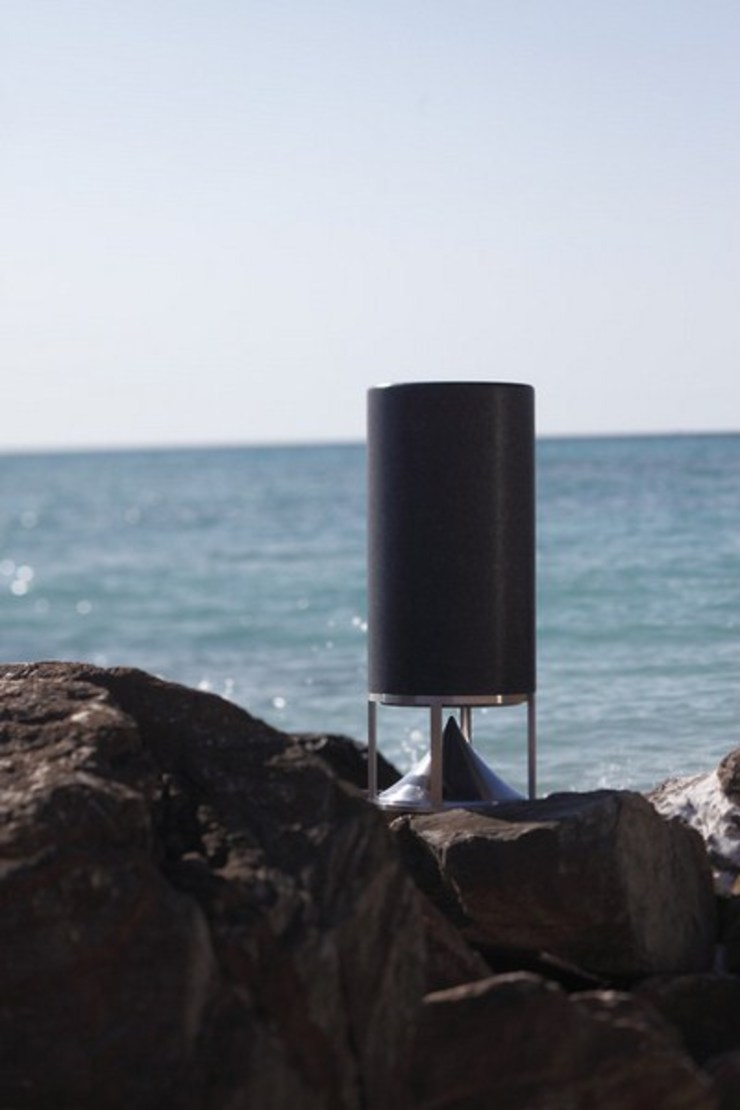 Cylinder di Architettura Sonora - a division of B&C Speakers SpA