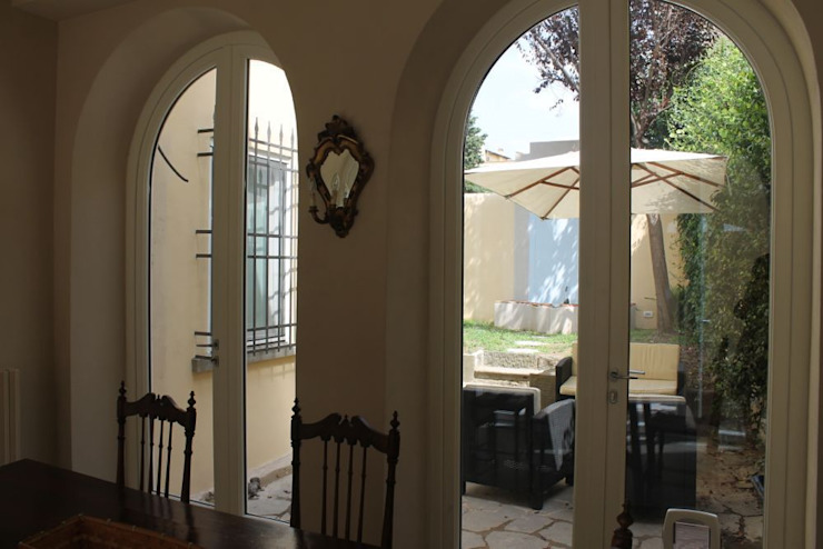 Studio Tecnico Progettisti Associati Ing. Marani Marco & Arch. Dei Claudia Balcones y terrazas eclécticos