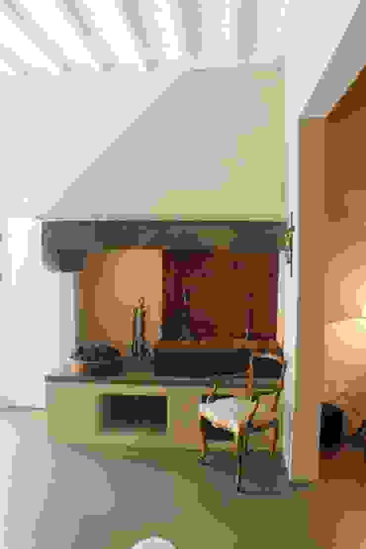 Studio Tecnico Progettisti Associati Ing. Marani Marco & Arch. Dei Claudia 客廳