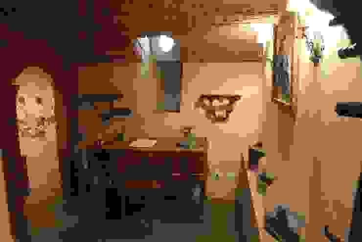 Studio Tecnico Progettisti Associati Ing. Marani Marco & Arch. Dei Claudia Pasillos, vestíbulos y escaleras de estilo ecléctico
