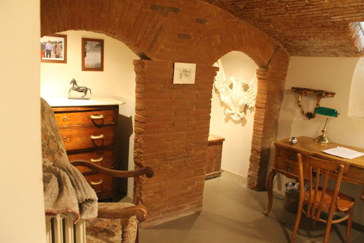 Studio Tecnico Progettisti Associati Ing. Marani Marco & Arch. Dei Claudia Oficinas y bibliotecas de estilo ecléctico