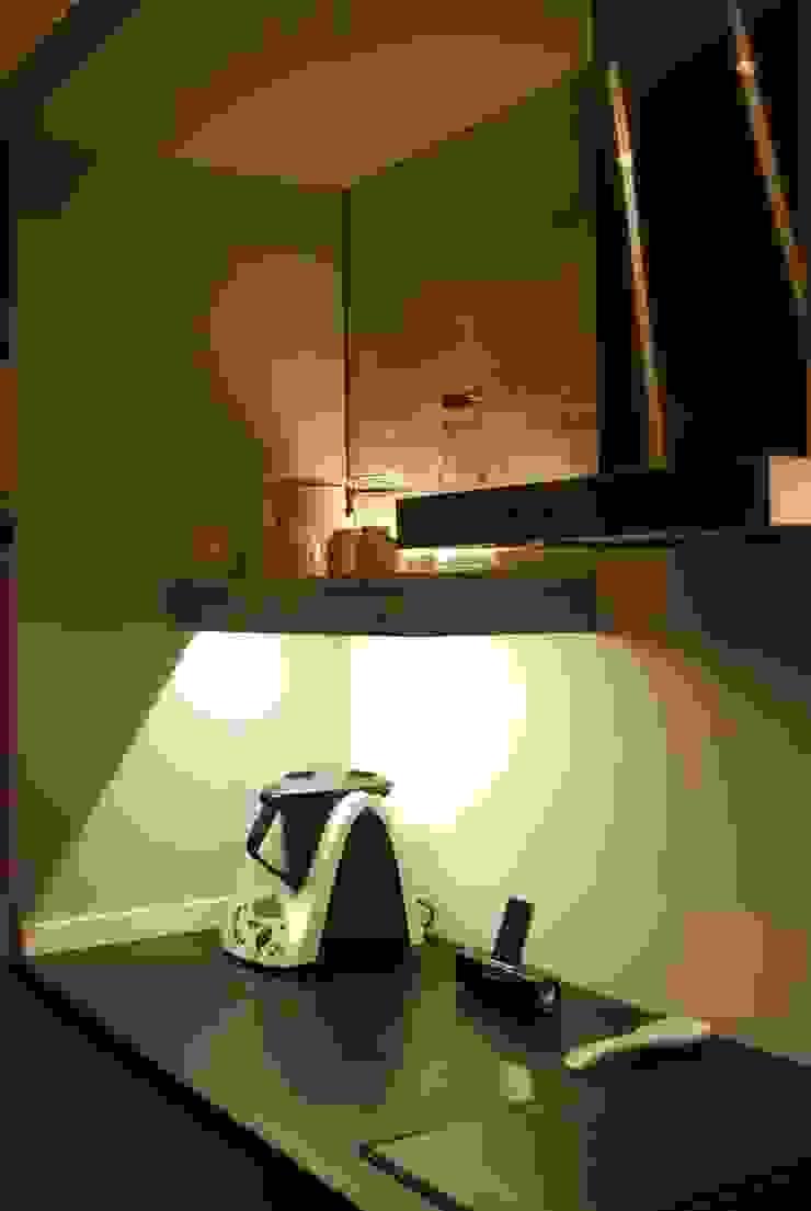 Iluminación cocina rústica de OutSide Tech Light Rústico
