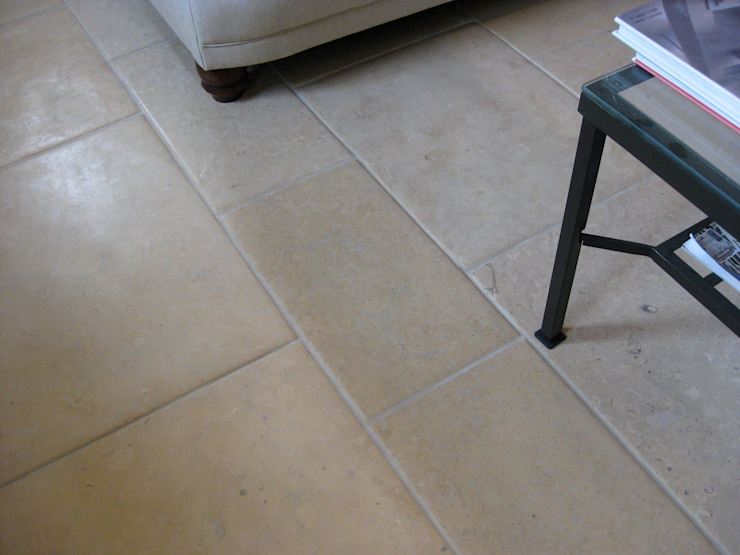 Traditional Cotswold Floor: country  by Trajan Stone, Country