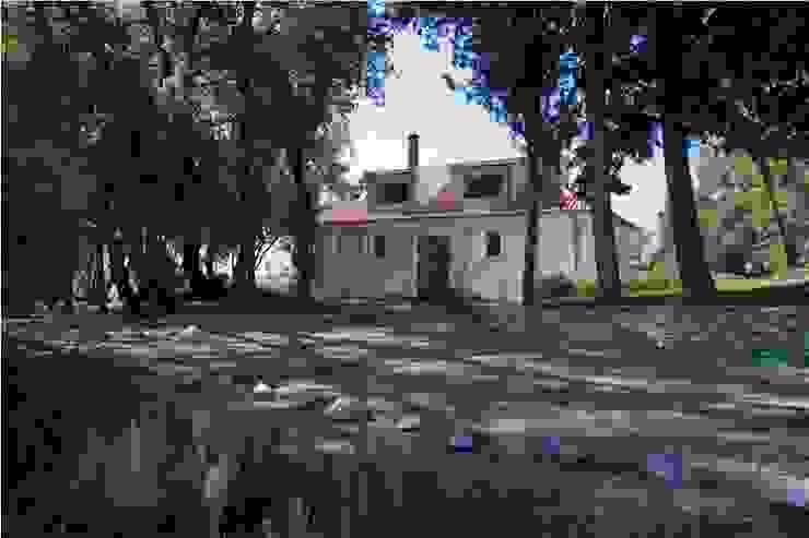 casa Case in stile mediterraneo di laboratorio di architettura - gianfranco mangiarotti Mediterraneo