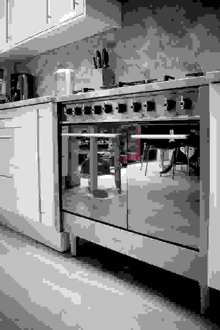 Ground Floor Extension, Camden NW3 Modern kitchen by RS Architects Modern