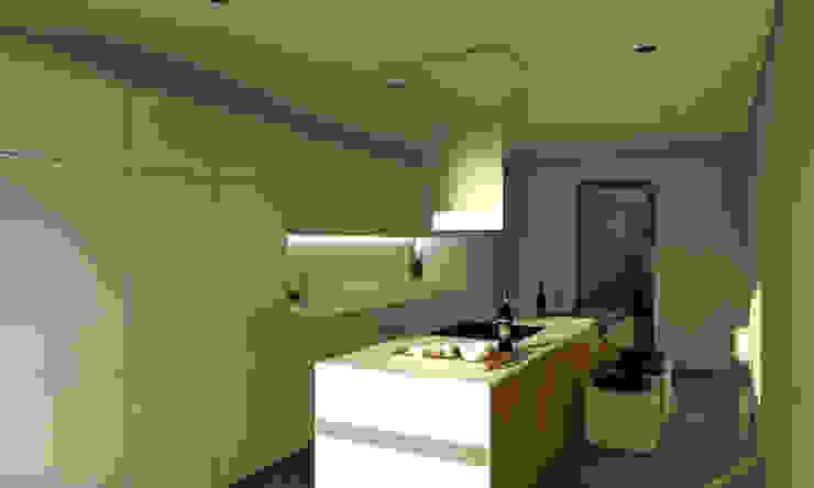 Modern kitchen by Binomio Estudio Modern