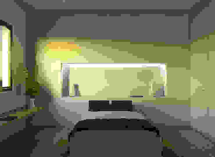 Modern style bedroom by Binomio Estudio Modern