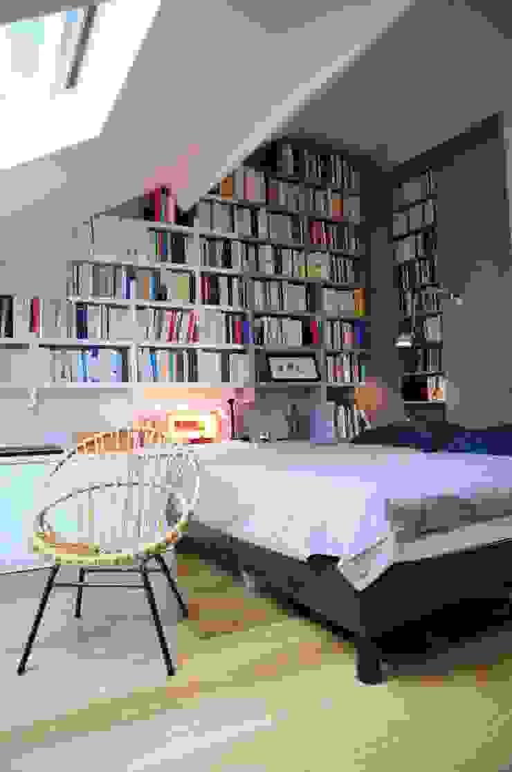 Modern style bedroom by Tony Lemâle Intérieurs Modern