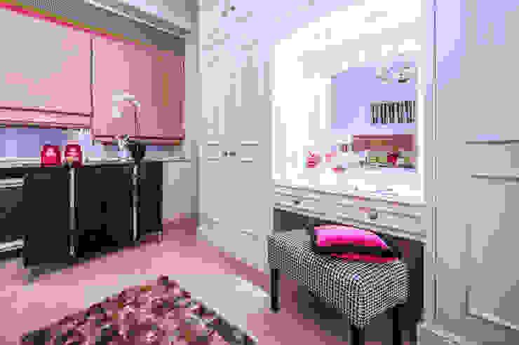 Girl's bedroom / Mayfair, London Quartos modernos por FADI CHERRY | design studio Moderno